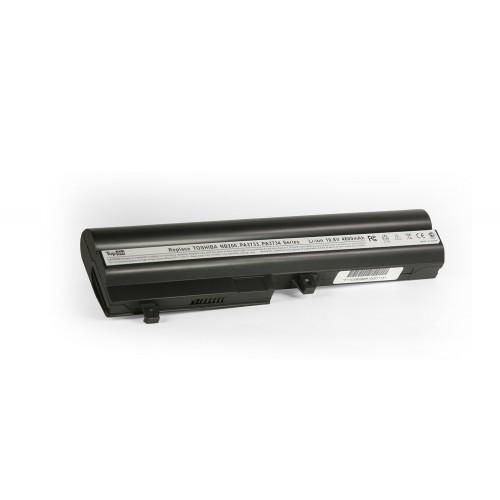 Аккумулятор для ноутбука усиленный Toshiba Mini NB200, NB201, NB202, NB205, Dynabook UX Series. 10.8V 4600mAh PN: PA3734U-1BRS, PABAS209