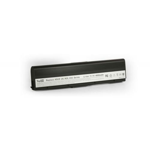 ASUS U6, U6E, U6Ep, N20A, Lamborghini VX3 Series аккумулятор для 11.1V 4400mAh PN: A32-U6 A33-U6