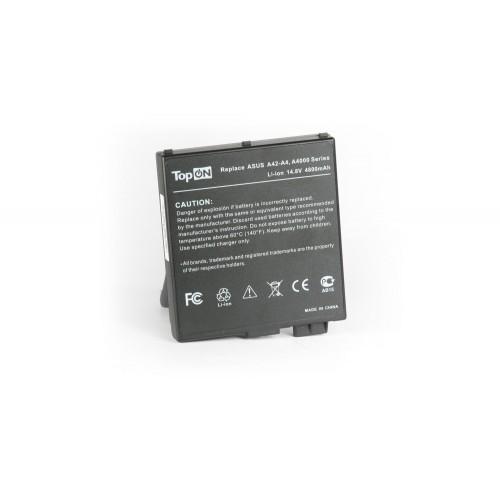 ASUS A4 A4D A4Ga A4Ka A4L A4S A4000D A4000Ga A4000Ka A4000L A4000S Series аккумулятор для 14.8V 4800