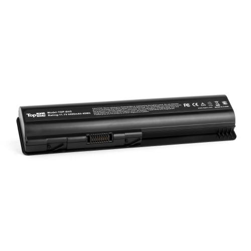 Аккумулятор для ноутбука HP Pavilion dv4, dv5, dv6, G50, G71, HDX16, Compaq Presario CQ40, CQ71 Series. 11.1V 4400mAh 48Wh. PN: KS524AA, HSTNN-LB72.