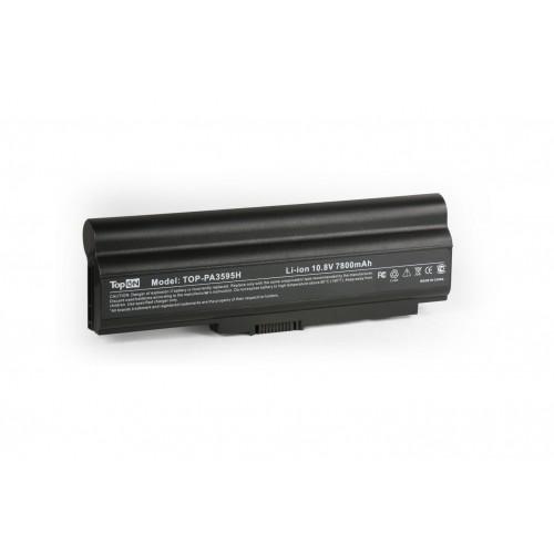 Аккумулятор для ноутбука усиленный Toshiba Satellite Pro U300, U305, Equium A100, U300, Tecra M8 Series. 10.8V 7800mAh PN: PA3593U-1BAS, PABAS1
