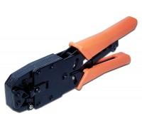 Обжимной инструмент 4P, 6P, 8P, Ratchet, тип HT-2008R с храповым механизмом