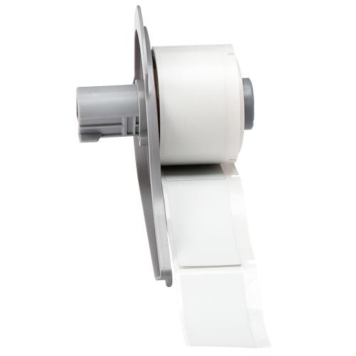 этикетки M71-31-423  Белый полиэстер 38.1х25.4 (brd115115)