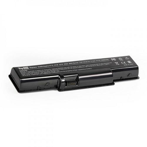 Аккумулятор для ноутбука Acer Aspire 2930, 4230, 4310, 4520, 4710, 4740 Series. 11.1V 4400mAh 49Wh. PN: AK.006BT.025, AS07A31.