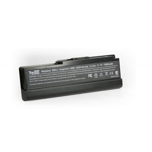 Аккумулятор для ноутбука усиленный Dell Inspiron 1420, Vostro 1400 Series. 11.1V 7200mAh PN: WW116, FT080