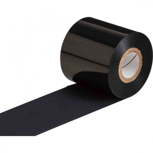 Риббон без галогенов R-6000HF 65мм х 70м /O 1 рул/упак (для принтеров BBP11/12), черный