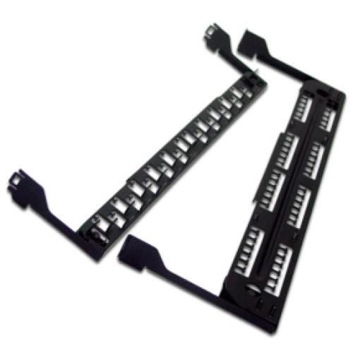 Поддерживающая скоба для патч-панелей LAN-PPL48Uхх, металл LAN-PPL48-CMB