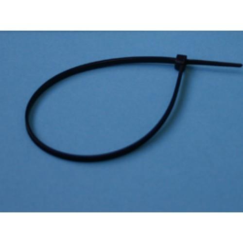 Стяжка нейлоновая KSS CV-300SW-UV 300х4.8мм всепогодная неоткрывающаяся с защитой от УФ уп.100шт