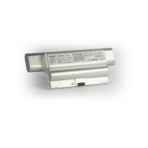 Аккумулятор для ноутбука усиленный Sony Vaio VGN-FZ, VGC-LB15 Series. 11.1V 7800mAh PN: VGP-BPL8A, VGP-BPS8 Белый