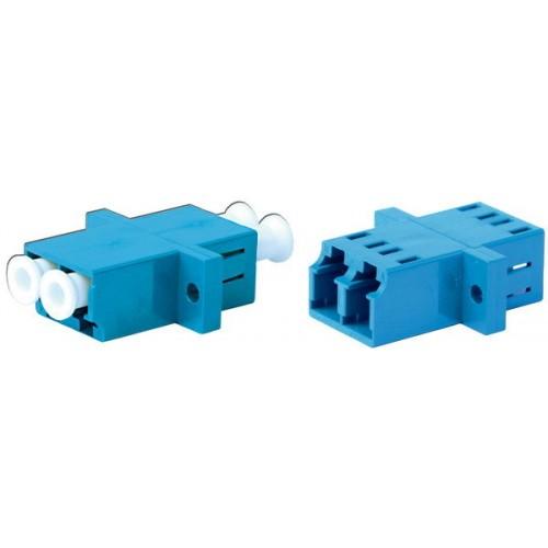 Адаптер оптический TWT LC, SM, дуплексный, корпус SC
