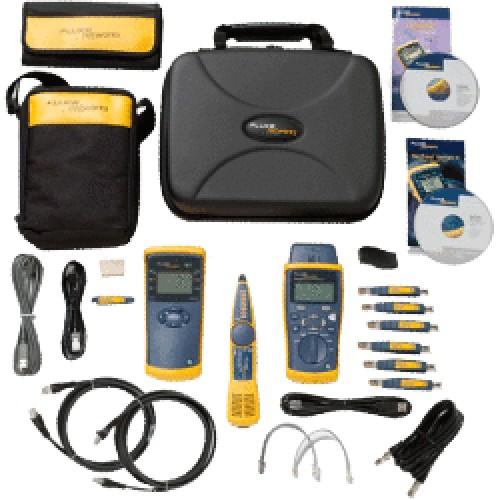 Комплект CableIQ VoIP включает: CableIQ с удаленным адаптером, детектор IntelliTone 200, шесть идент