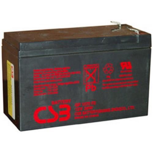 Аккумуляторная батарея CSB GP 1272 (28W) F2 (12V 7.2Ah)
