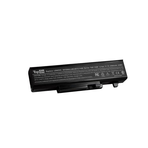 Аккумулятор для ноутбука Lenovo IdeaPad Y450, Y450A, Y450G, Y550, Y550P Series. 11.1V 4400mAh 49Wh. PN: 55Y2054, L08L6D13.