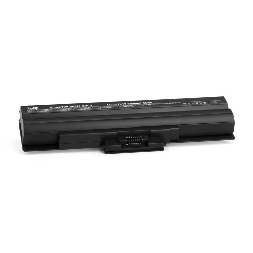 Аккумулятор для ноутбука Sony Vaio VGN-AW, VGN-CS, VGN-FW, VPC-CW, VPC-M, VPC-SR Series. 11.1V 4400mAh 49Wh. PN: VGP-BPL13, VGP-BPL21.