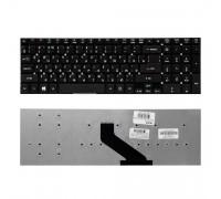 Клавиатура для ноутбука Acer Aspire V3, V3-551, V3-771, 5830T, 5755G Series. Г-образный Enter. Черная, без рамки. PN: MP-10K33SU-698.
