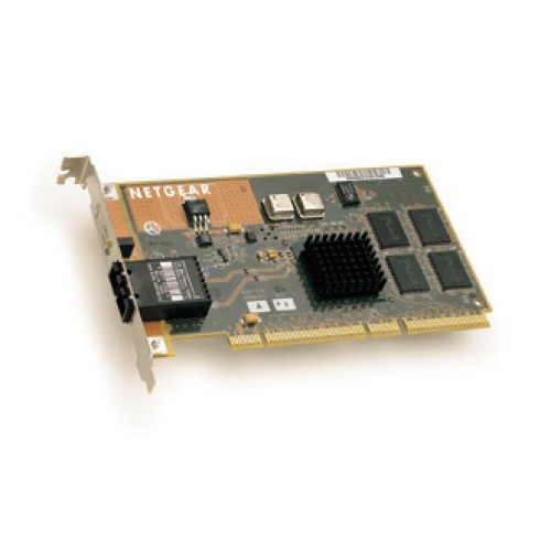Адаптер NetGear GA620 Gigabit ethernet FO adapter