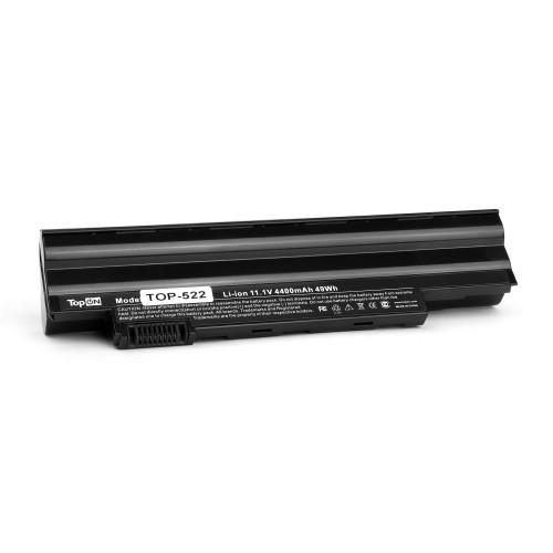 Аккумулятор для нетбука Acer Aspire One D255, D260, 522, 722, LT25 Series. 11.1V 4400mAh 49Wh. PN: AL10A31, NAV70.