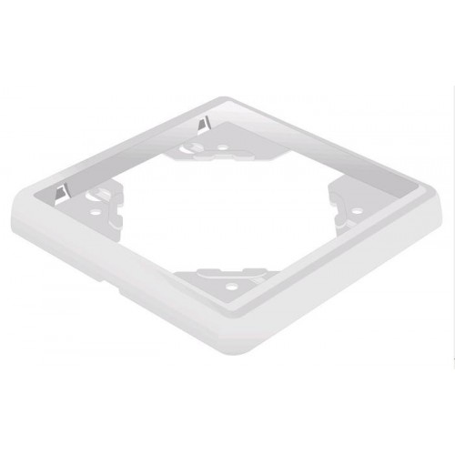 Одиночная рамка 50910 TBR белая Efapel