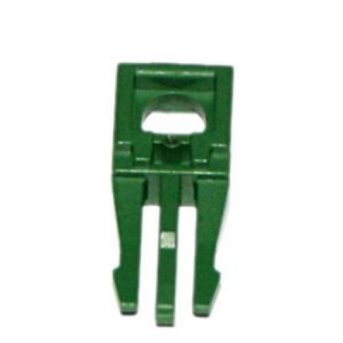 Штекер-заглушка для 1 пары холостой с поверхностью для нанесения маркировки, зеленый