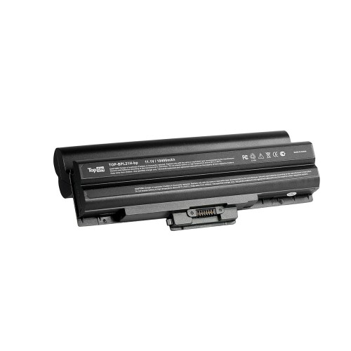 Аккумулятор для ноутбука Sony Vaio VGN-AW, VGN-CS, VPC-CW, VPC-M, VPC-SR Series. 11.1V 10400mAh 115Wh, усиленный. PN: VGP-BPS13, VGP-BPS13B.