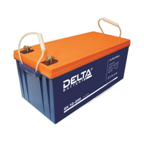 Аккумуляторная батарея Delta GX 12-200
