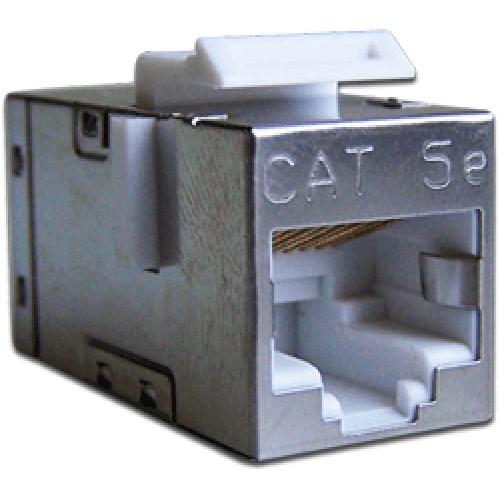 Повторитель портов RJ-45, экранированный, кат.5E, формата Keystone LAN-KCP45S5E
