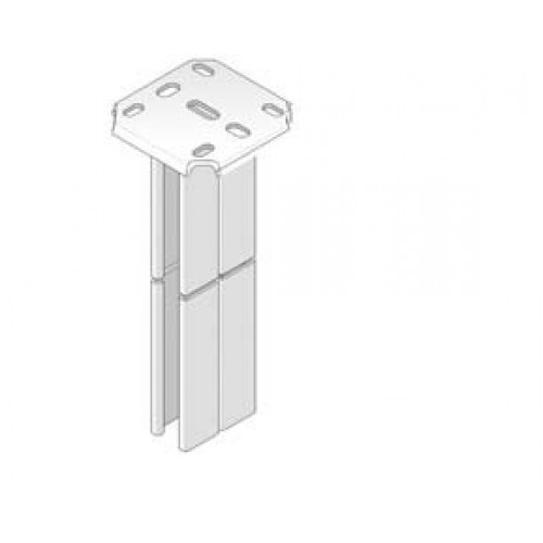 Профиль двухсторонний (макс., нагрузка 484кг) для крепления к потолку, L=1200мм (шт,)