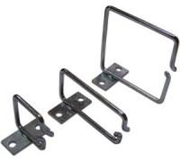 Металлическая скоба-органайзер для установки на 19