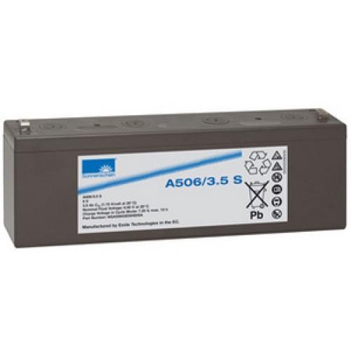 Гелевый аккумулятор  A506/3,5 S