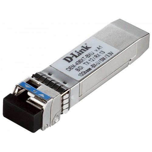 Трансивер DEM-436XT-BXU 10GBASE-LR BiDi SFP+ w/o DDM 3.3V