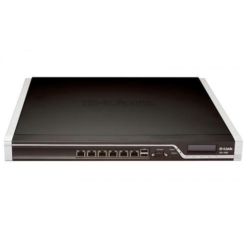 Сетевой экран DFL-1660 UTM 6 user-configurable 10/100/1000Base-TX