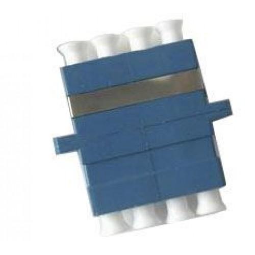 Адаптер оптический TWT LC, SM, 4 порта, корпус SC дуплекс
