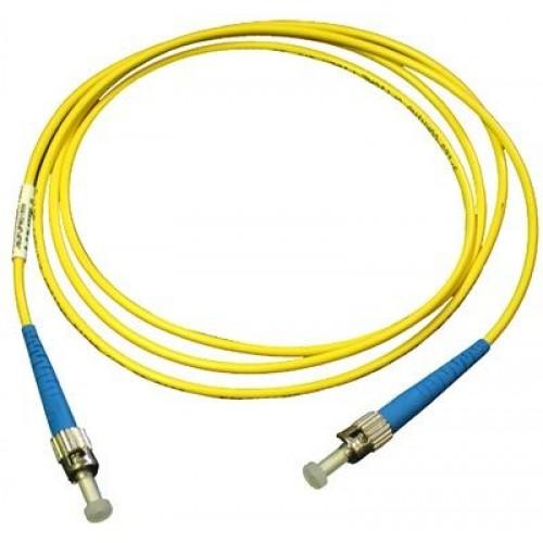 Патч-корд оптический TWT, симплексный, ST/UPC-ST/UPC, SM, 1.0 м