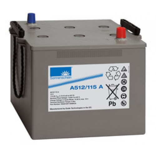 Гелевый аккумулятор  A512/115.0 A