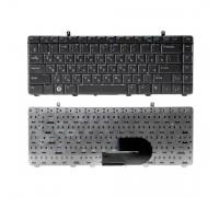 Клавиатура для ноутбука Dell Vostro A840, A860, 1014, 1015, 1088 Series. Плоский Enter. Черная, без рамки. PN: NSK-DCK0R.