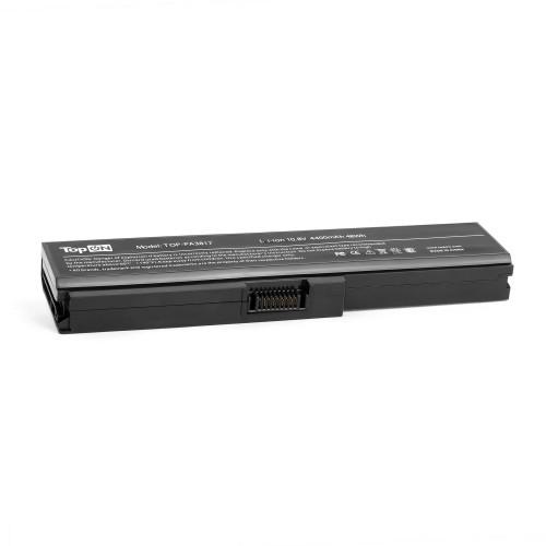 Аккумулятор для ноутбука Toshiba Satellite Pro A660, C645, L675, M300, T110, U400, Equium U400 Series. 10.8V 4400mAh 48Wh. PN: PA3634U-1BAS, PA3817.