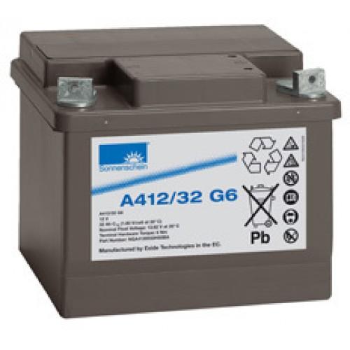 Аккумулятор гелевый  A412/32 G6