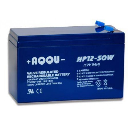 Аккумуляторная батарея AQQU HP 12-116W-X