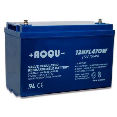 Аккумуляторная батарея AQQU 12 HFL 650