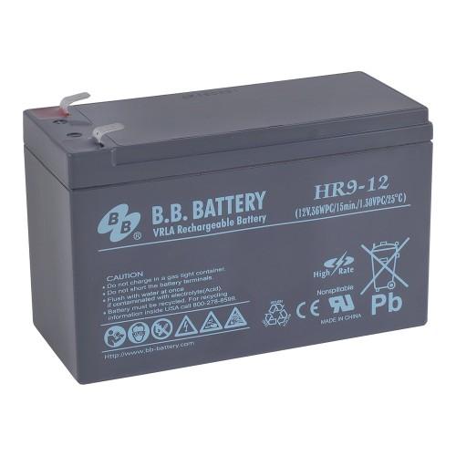 Аккумуляторная батарея B.B. Battery HRL  9-12 (12V;9Ah)