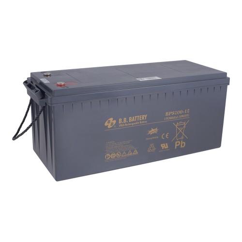 Аккумуляторная батарея В.В.Battery BPS 200-12 (12V; 200 Ah)