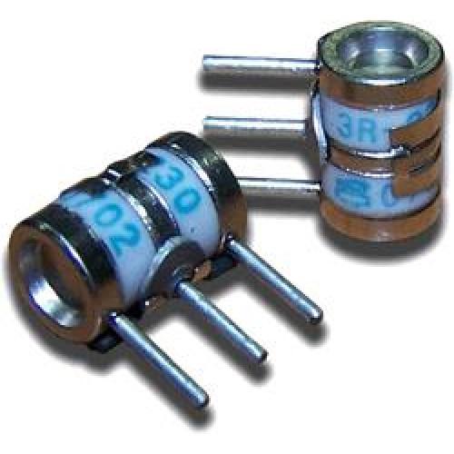Газоразрядный элемент трехполюсной, 230В, 10A/10KA, с термозащитой (аналог Krone 6717 3 513-00) TWT-SA3-230-10-10K-F