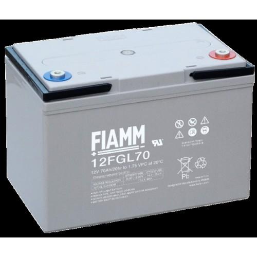 Аккумуляторная батарея Fiamm 12FGL27 (12V; 27Ah)