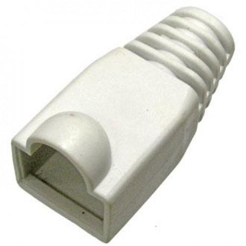 Защитный колпачок RJ-45, белый, TWT, 100 шт. в упак. TWT-BO-6.0-WH/100