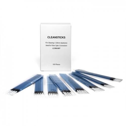 Чистящие палочки для оптических разъемов 1.25 мм, 100 шт.