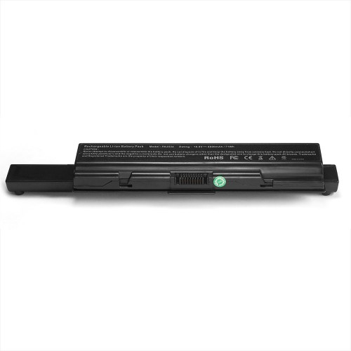 Аккумулятор для ноутбука усиленный Toshiba Satellite A200, A210, A300, Satellite L300 Series. 10.8V 6000mAh PN: PA3727U-1BRS, PABAS097
