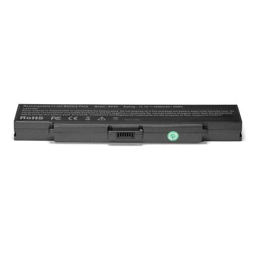Аккумулятор для ноутбука Sony Vaio VGN-SZ, VGN-CR, VGN-AR, VGN-NR Series. 11.1V 4400mAh PN: GP-BPS9, VGP-BPS9/B