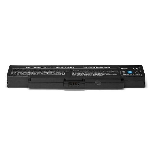 Аккумулятор для ноутбука Sony VGN-FE, VGN-FJ, VGN-FS, VGN-FT, VGN-S, VGN-S240, VGN-S260, VGN-S270 Series. 10.8V 4400mAh PN: VGP-BPL2, VGP-BPS2