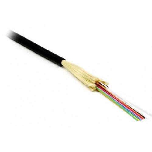 ВО кабель Lanmaster одномодовый, G.657, 4 волокна, внешний, Distribution, PE