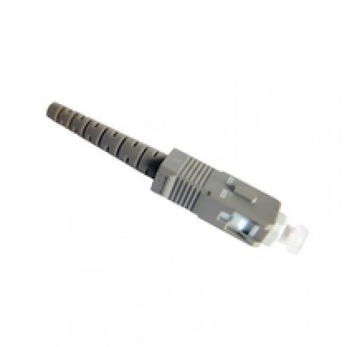 Коннектор Siemon SC многомодовый 62,5/125 керамика zip 3.0мм черный FC1-SC-MM-J01-B